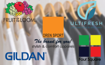 TOP 5 BLANK T-SHIRT BRANDS IN SINGAPORE
