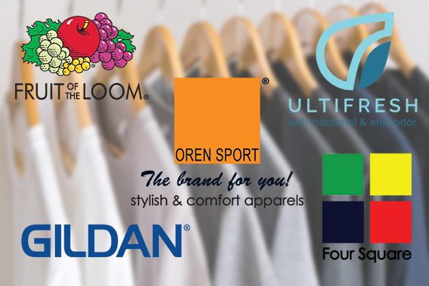 TOP 5 BLANK T-SHIRT BRANDS