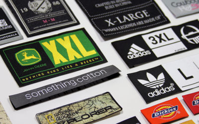 BRANDING CLOTHING LABELS & TAGS