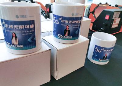 live printing for mugs