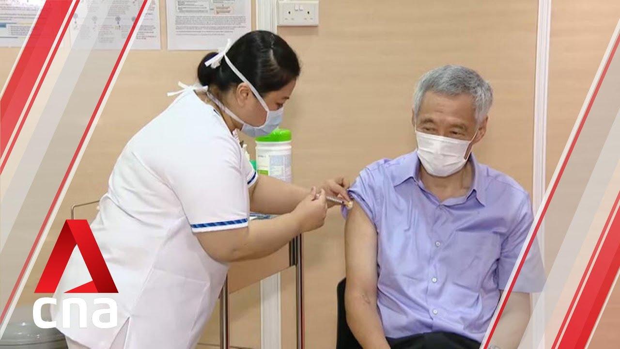 lee hsien loong vaccine