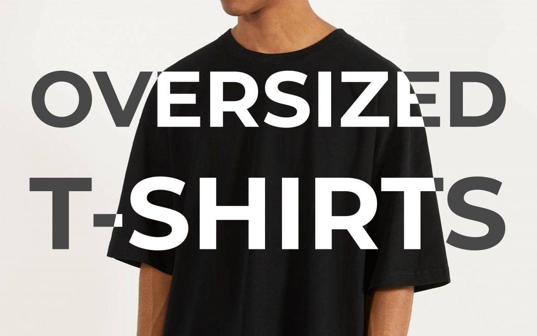 oversized t-shirt printing singapore