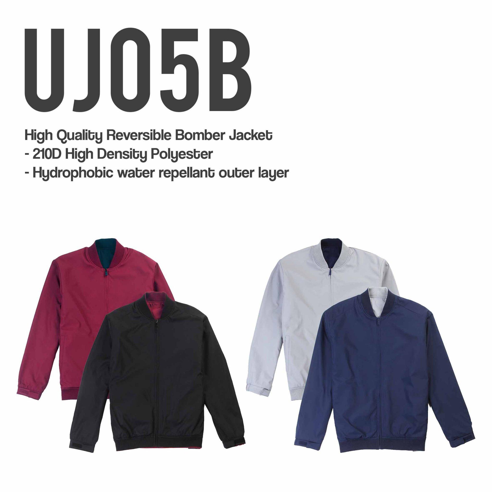 bomber jacket UJ05B